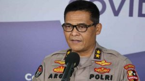 TNI-Polri kawal protokol kesehatan kawasan wisata. Foto: Kadiv Humas Polri Irjen Pol Argo Yuwono. (Foto: Istimewa)
