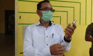 Kepala Dinas Kesehatan Karimun Rahmadi (foto: yra)